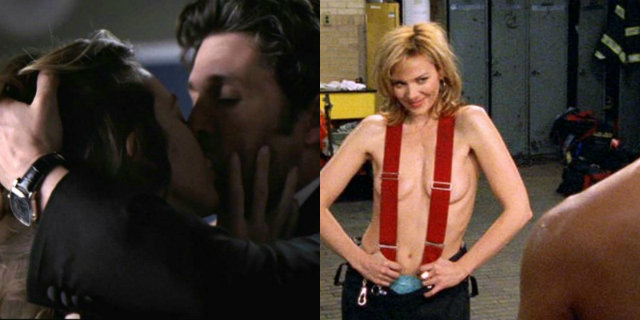 Le15 scene di sesso più hot delle serie tv