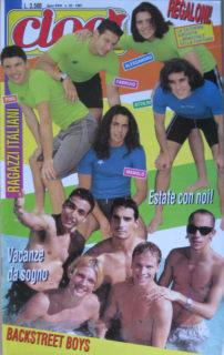 Le migliori copertine di Cioè anni '90 (e anche '80). Quanti di questi numeri ricordate?