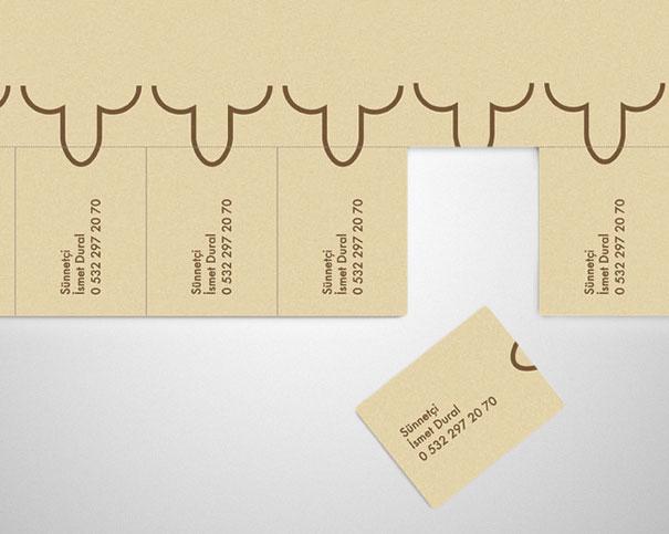 Riesci a indovinare che lavori fanno da questi biglietti da visita... creativi