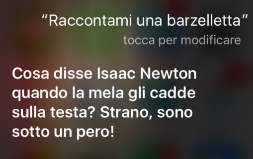 Le domande più divertenti da porre a Siri