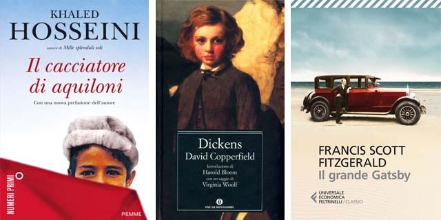 Quanti di questi 16 libri sai riconoscere dal loro incipit?
