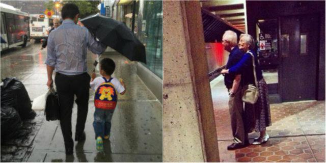 19 immagini che ci dimostrano che l'amore è l'unica cosa di cui abbiamo bisogno