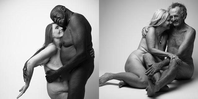 L'amore che dura nel tempo: 10 bellissime foto di amore maturo senza veli