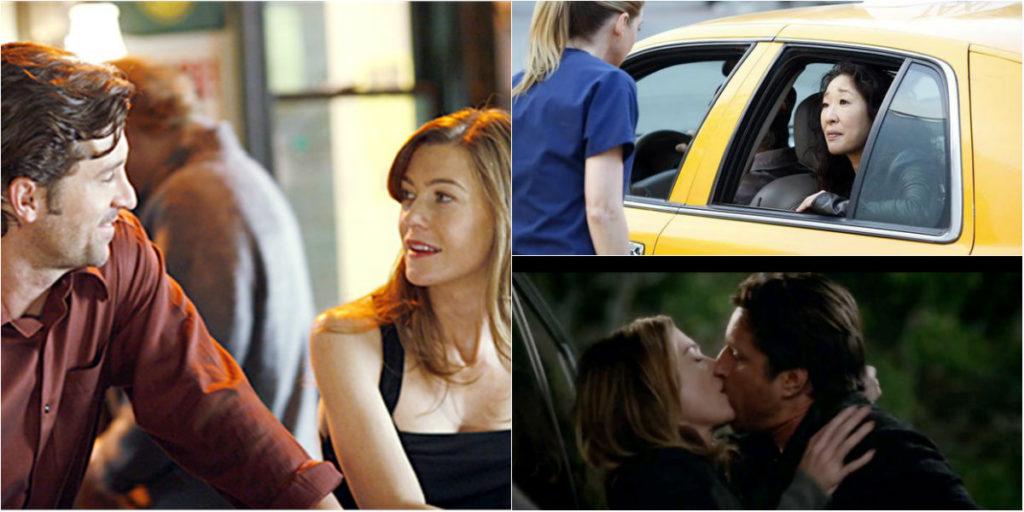 Grey's Anatomy in 25 immagini. Ecco tutti i momenti più significativi dall'inizio a oggi