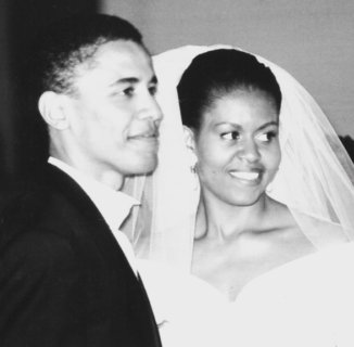 25 anni d'amore fra Michelle e Barack Obama in 31 foto