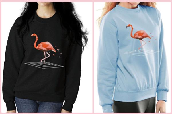 Flamingo Mania: i fenicotteri conquistano anche il guardaroba autunnale