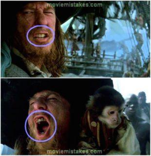 Errori e disattenzioni clamorose nei film: ve ne eravate accorti?