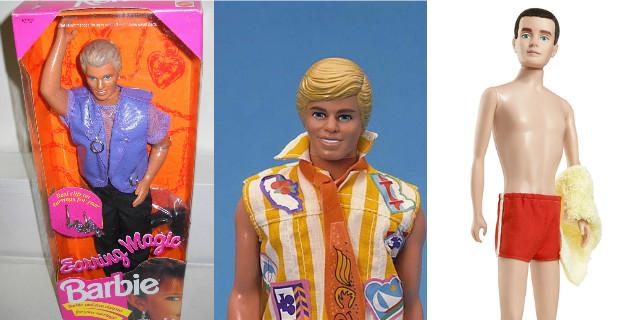 15 cose che di sicuro non sai su Ken. Sì, quello di Barbie!