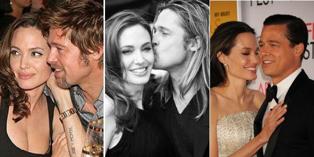 Brangelina, fine di un sogno: la lettera di Brad Pitt, l'isola in regalo, i figli, la malattia, l'amore in 14 scatti