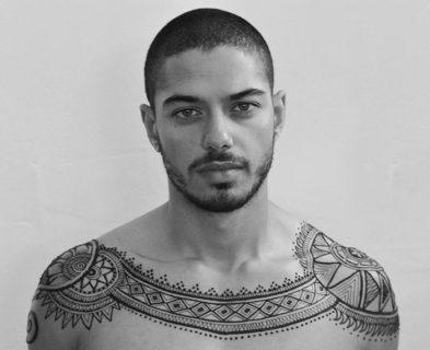 L'henné per uomini: un nuovo orrore maschile? Forse no...