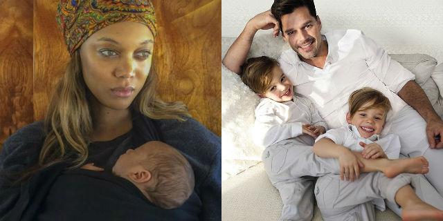 Utero in affitto: ecco 11 star che hanno avuto figli da madre surrogata