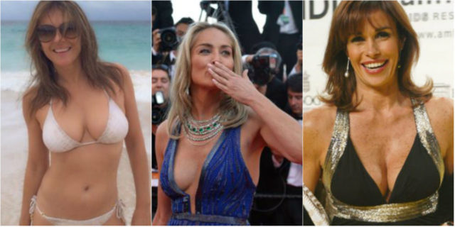 Meravigliose Cinquantenni: 17 donne bellissime e sexy che hanno superato i 50
