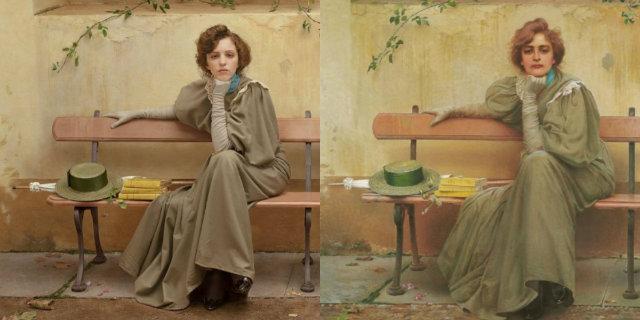 Se i quadri famosi fossero fotografie: ecco il sorprendente progetto di questi artisti di NY