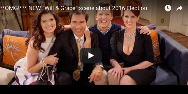 Will & Grace, di nuovo insieme per Hillary: ecco l'esilarante nuovo episodio già online
