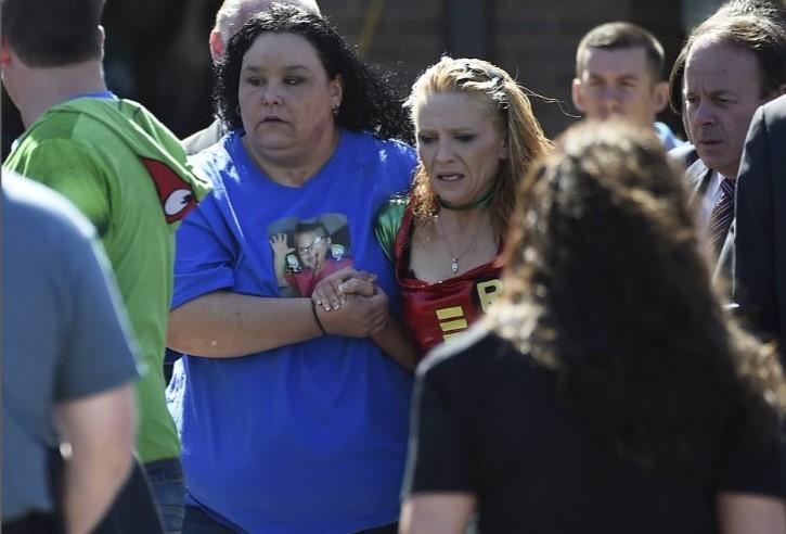 Funerale con supereroi per Jacob, ucciso a 6 anni da un 14enne in una sparatoria. La scelta dei genitori