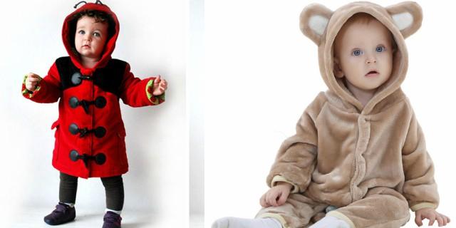 10 cappotti dolcissimi che trasformano i bimbi in cuccioli (e dove si acquistano)