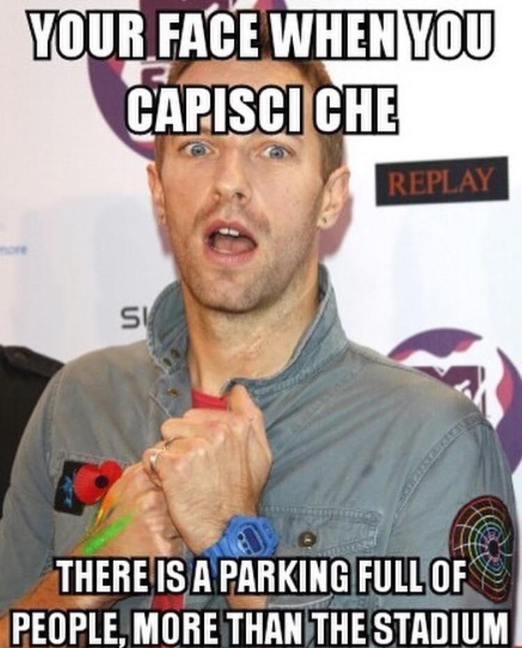 Il concerto dei Coldplay per poveri fa impazzire il web: le 19 migliori parodie
