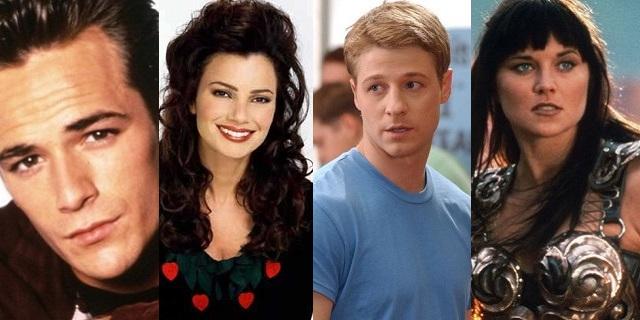 Come sono diventate le star delle serie TV anni 80'/90 oggi? Scopriamolo!