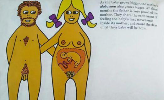 Spiegare il sesso ai bambini: perché i libri danesi e le loro immagini esplicite potrebbero essere un esempio