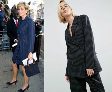 Una collezione ispirata agli outfit di Diana (a prezzi accessibili)
