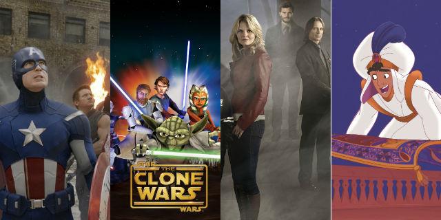 Tutte le novità Netflix: Lost, film Disney e Marvel, le nuove serie tv e molto altro