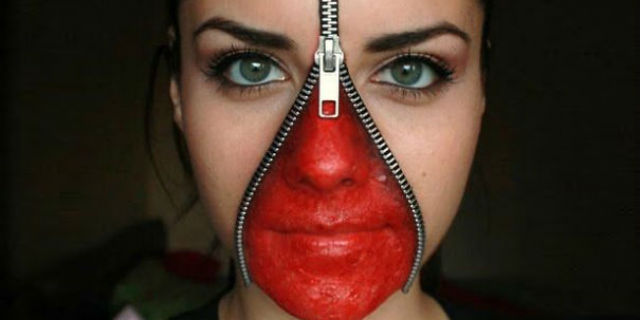 20 Make Up davvero Terrificanti per la Notte di Halloween
