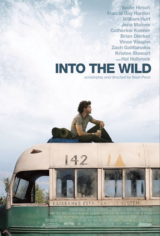 Into The Wild: le vere foto di Chris e quella scritta incisa sul bus prima di morire