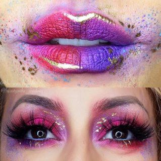 Nuova tendenza make-up: labbra di cristallo che vi ipnotizzeranno