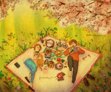 L'amore è nelle piccole cose: 25 nuovi meravigliosi e attesi disegni dell'artista del cuore