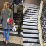 A Londra tutte le donne indossano lo stesso cappotto di Zara e... nasce un account Instagram dedicato