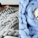 Tutorial: come fare questa coperta gigante in 4 ore