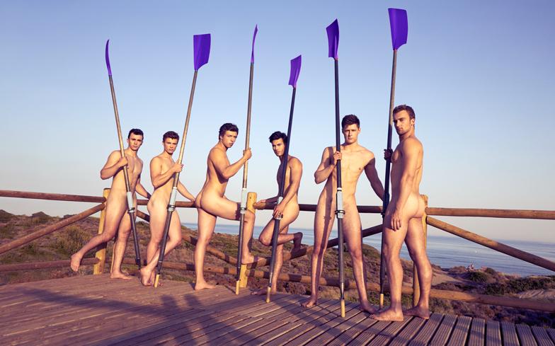 Vogatori inglesi contro l'omofobia: Ecco il sexy calendario 2017