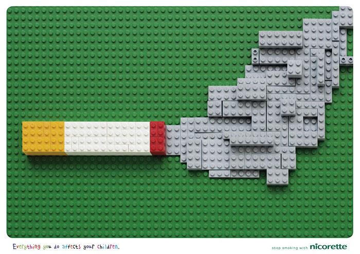 Le 30 campagne antifumo più drammaticamente convincenti