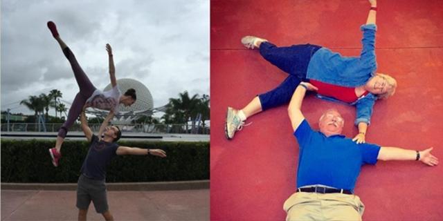 14 fotografie fatte da genitori con un grande senso dell'umorismo