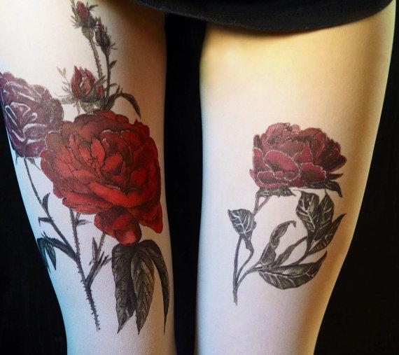 I 15 migliori collant tattoo che sembrano davvero tatuaggi