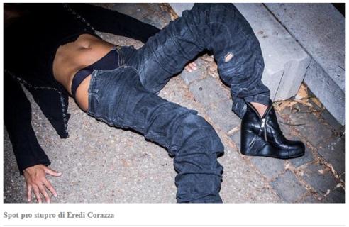 15 campagne sessiste in cui la donna è oggetto di violenza