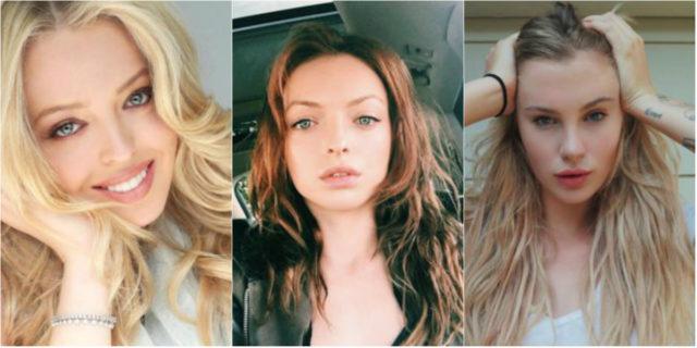 Le figlie sexy dei VIP e le loro immagini sui social