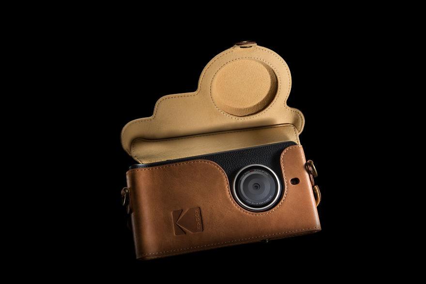 Kodak lancia un nuovo smartphone ideato per i fotografi