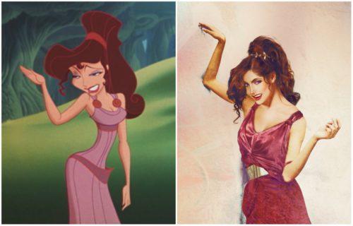 Ecco le vere principesse Disney!