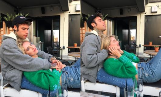 Fedez-Ferragni, un anno di amore social