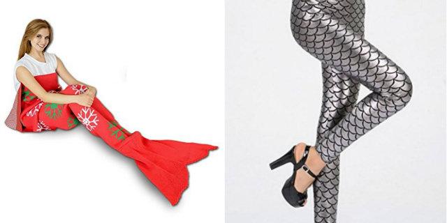 10 capi d'abbigliamento e accessori per le amanti delle sirene
