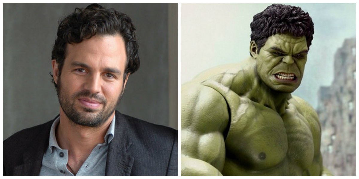 Attori irriconoscibili: come si trasformano le star di Hollywood