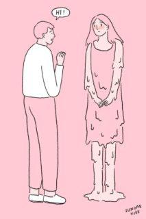 10 illustrazioni che ti fanno venire voglia di innamorarti ogni giorno