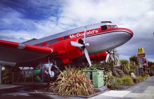 Andiamo da McDonalds? I 17 ristoranti più strani della catena
