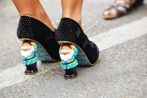 Le 40 scarpe più strane (e brutte) del mondo