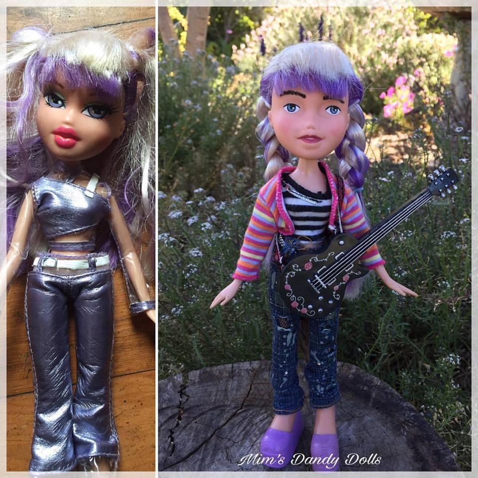 Perfettamente imperfette: ricicla le bambole rendendole uniche e più naturali