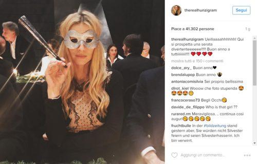 Da Fedez a Laura Pausini, da Madonna a Orlando Bloom: ecco come hanno passato il Capodanno le star