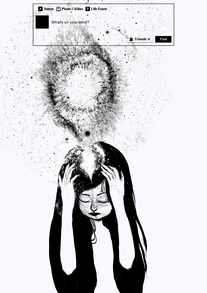 Emozioni su carta: ecco come sarebbero le emozioni se fossero disegni