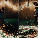 Questo ragazzo ha organizzato tutto per una proposta di matrimonio davvero romantica