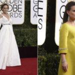 Gli abiti più belli (e quelli più brutti) delle star sul red carpet dei Golden Globe